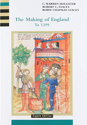 9780618001019: The Making of England to 1399 (History of England, vol. 1)