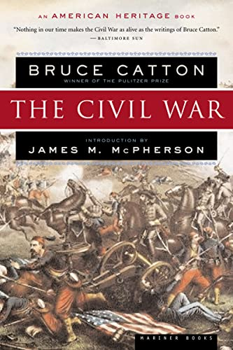 9780618001873: The Civil War (American Heritage Books)