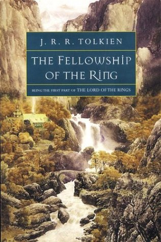 The fellowship of the ring. Being the first part of ,, The Lord of the Ring