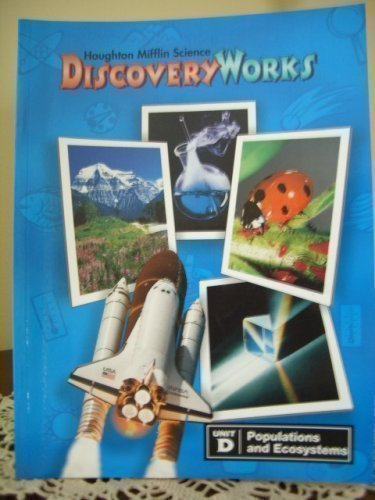 9780618002603: Houghton Mifflin Discovery Works: Student Edition Unit D Level 5 2000