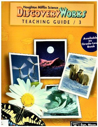 9780618002948: Houghton Mifflin Discovery Works: Teacher's Ed Level 3 Unit C 2000