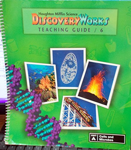 9780618003099: Houghton Mifflin Science Discovery Works (Grade 6, Unit A: Cells and Microbes)