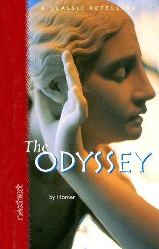 9780618003723: McDougal Littell Nextext: The Odyssey Grades 6-12 2000