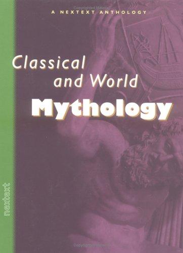 9780618003754: Nextext Specialized Anthologies: Mythology 2000