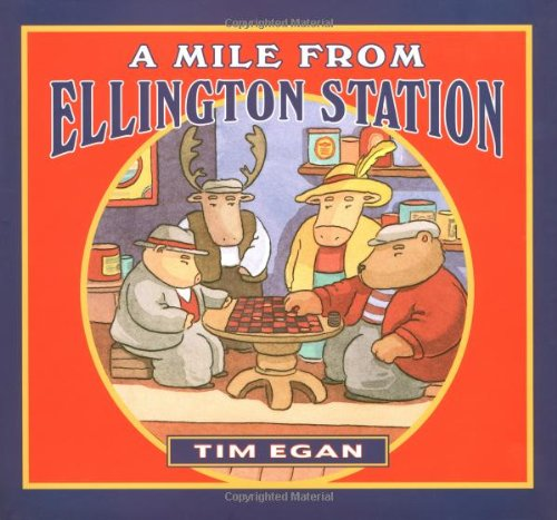9780618003938: A Mile From Ellington Station