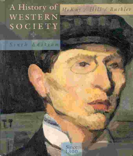 9780618004591: A History of Western Society Since 1300