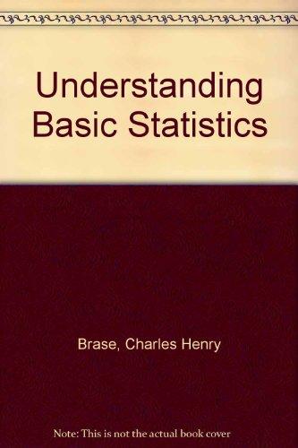 9780618004607: Understanding Basic Statistics