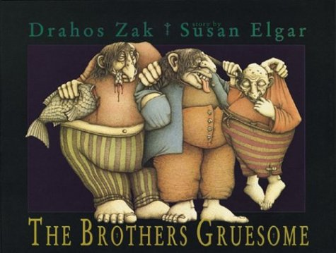 9780618005154: The Brothers Gruesome