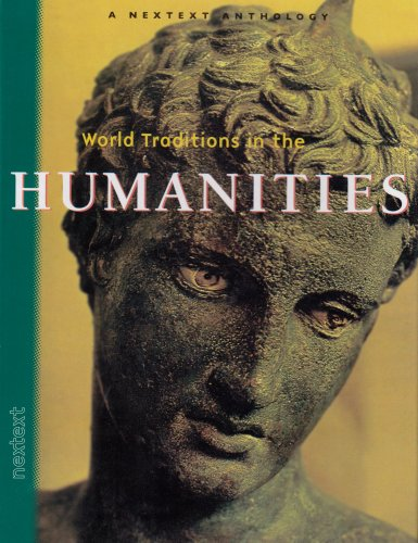 9780618005741: Nextext Specialized Anthologies: World Traditions in the Humanities World Traditions in the Humanities