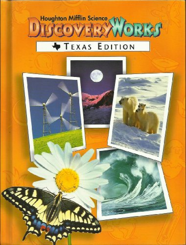 9780618006328: Houghton Mifflin Discovery Works Texas: Student Edition Level 3 2000