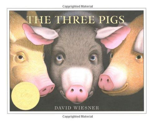 9780618007011: The Three Pigs (Caldecott Medal Book)