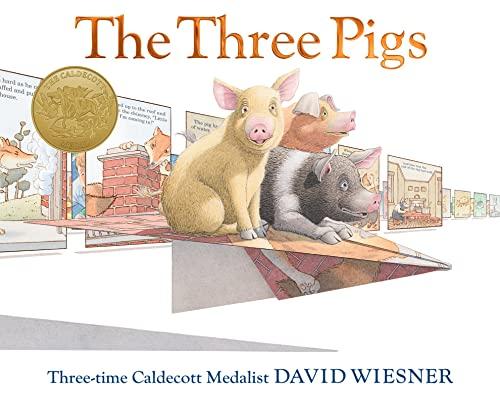 The Three Pigs: Wiesner, David