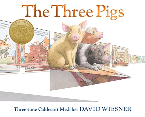 9780618007011: The Three Pigs