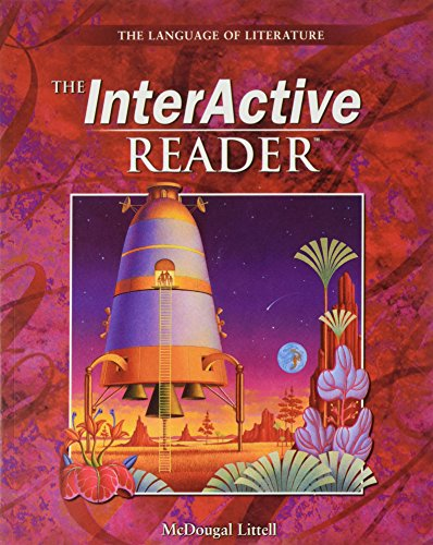 9780618007769: Language of Literature: Interactive Reader, Grade 7