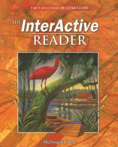 9780618007875: The InterActive Reader (Language of Literature, Grade 9)