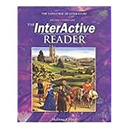9780618007998: McDougal Littell Language of Literature: The InterActive Reader Grade 12