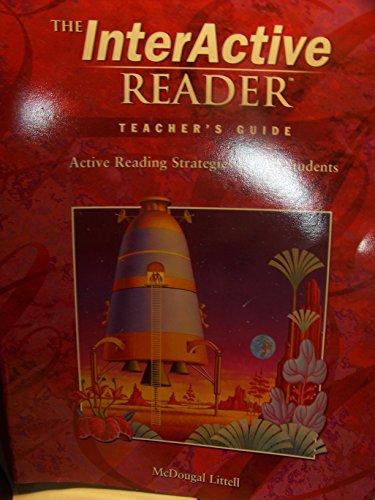 9780618008018: McDougal Littell Language of Literature: InterActive Reader Teacher s Guide Grade 7