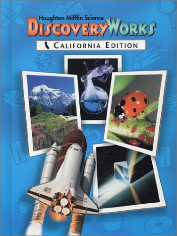 9780618008308: Discovery Works California: Student Edition Level 5 2000