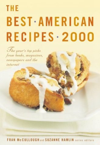 9780618009961: The Best American Recipes 2000