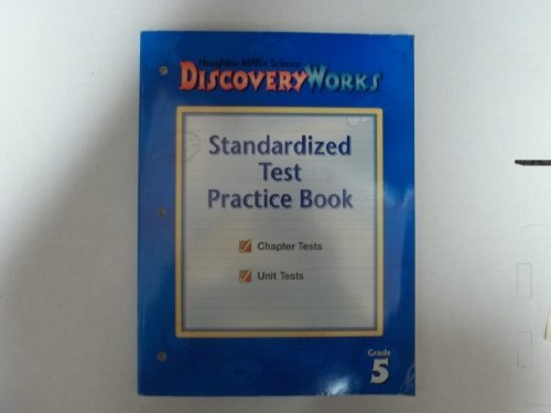 9780618010349: Science Discovery Works: Standardized Test Practice Book, Grade 5