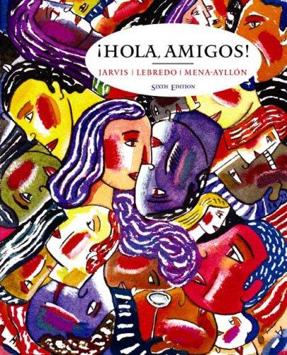 9780618011834: Hola Amigos