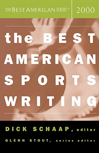 9780618012091: The Best American Sports Writing 2000 (The Best American Series)