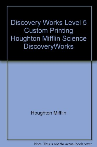 Discovery Works Level 5 Custom Printing Houghton