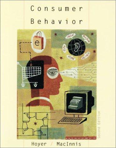 9780618013265: Consumer Behavior
