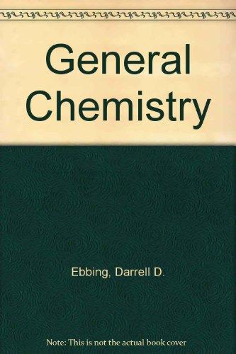 9780618014613: General Chemistry
