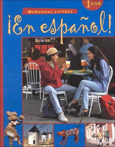 9780618017942: En Espanol: Level 1