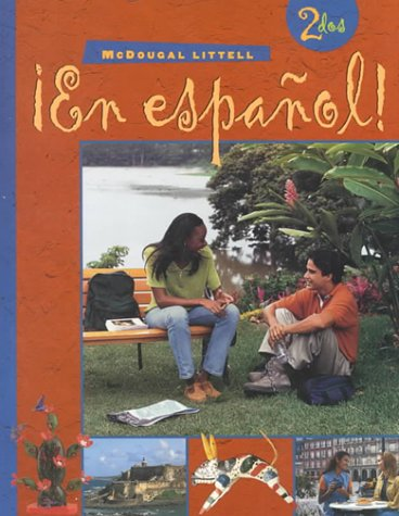 9780618017959: En Espanol: Level 2 - 2000 Edition
