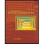9780618018666: Contemporary Business Communication