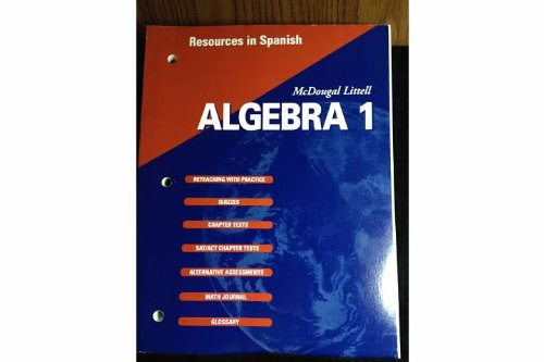 Algebra 1 (Resources in Spanish): Rita Browning; Linda