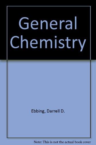 9780618022298: General Chemistry