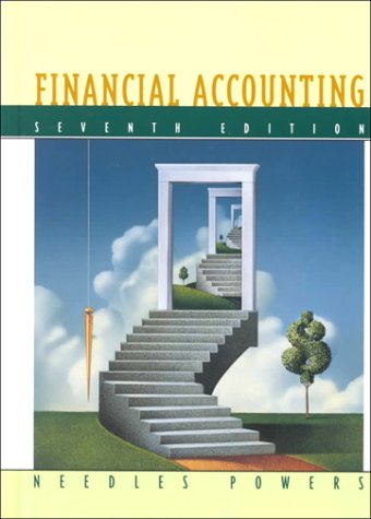 9780618023356: Financial Accounting, Seventh Edition