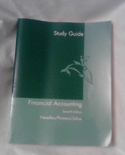 9780618023394: Financial Accounting