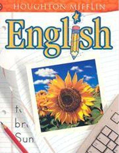 9780618030781: Houghton Mifflin English Level 2