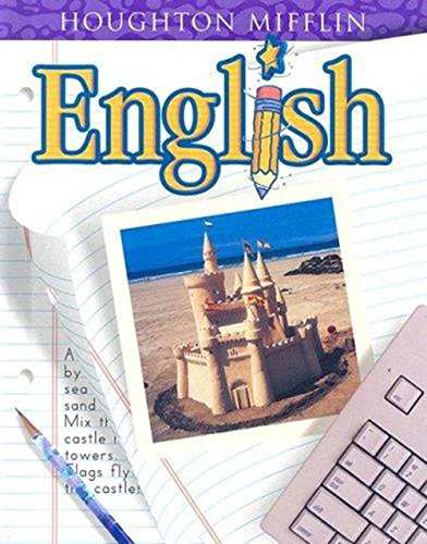 9780618030798: Houghton Mifflin English: Student Edition Hardcover Level 3 2001