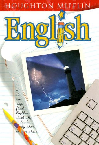 9780618030835: Houghton Mifflin English: Student Edition Hardcover Level 6 2001