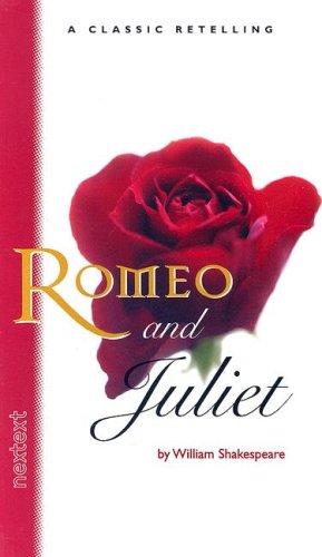 9780618031467: Romeo & Juliet Grades 6-12 (Classic Retelling) (Holt McDougal Library, High School Nextext)