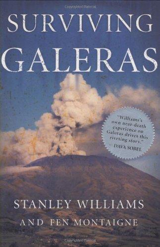9780618031689: Surviving Galeras