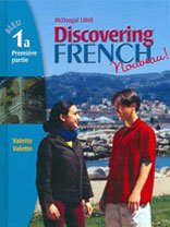 9780618032150: Discovering French, Nouveau!: Student Edition Level 1A 2004