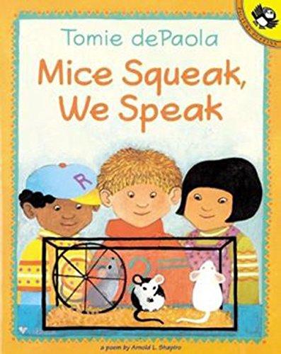 9780618034093: Houghton Mifflin Reading: Big Book Theme 1 Grade K Mice Squeak, We Speak