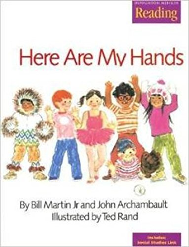 9780618034109: Houghton Mifflin Reading: Big Book Theme 1 Grade K Here Are My Hands