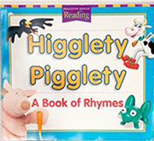 9780618034314: Houghton Mifflin Reading: Big Book Grade K From Apples To Zebras: A Book of ABC's