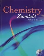 9780618035915: Chemistry (Hm Chemistry College Titles)