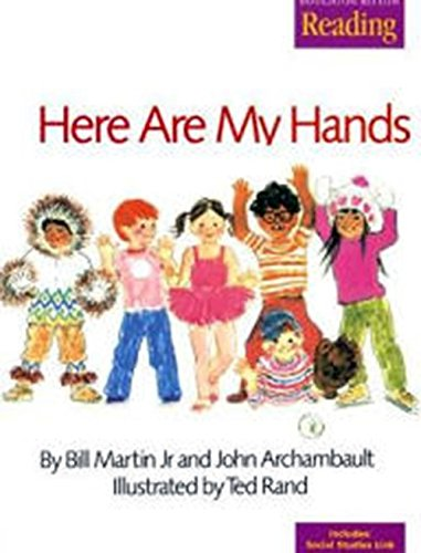 9780618036349: Houghton Mifflin the Nation's Choice: Little Big Book Theme 1 Grade K Here Are My Hands