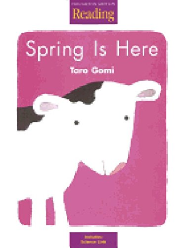 9780618036516: Spring Is Here (Houghton Mifflin Reading)