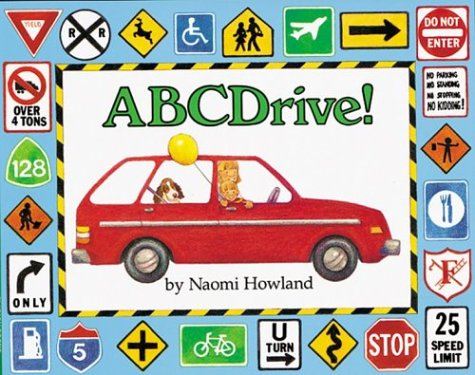 9780618040346: ABCDrive!