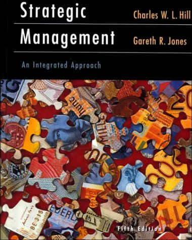 9780618040728: Strategic Management, Fifth Edition